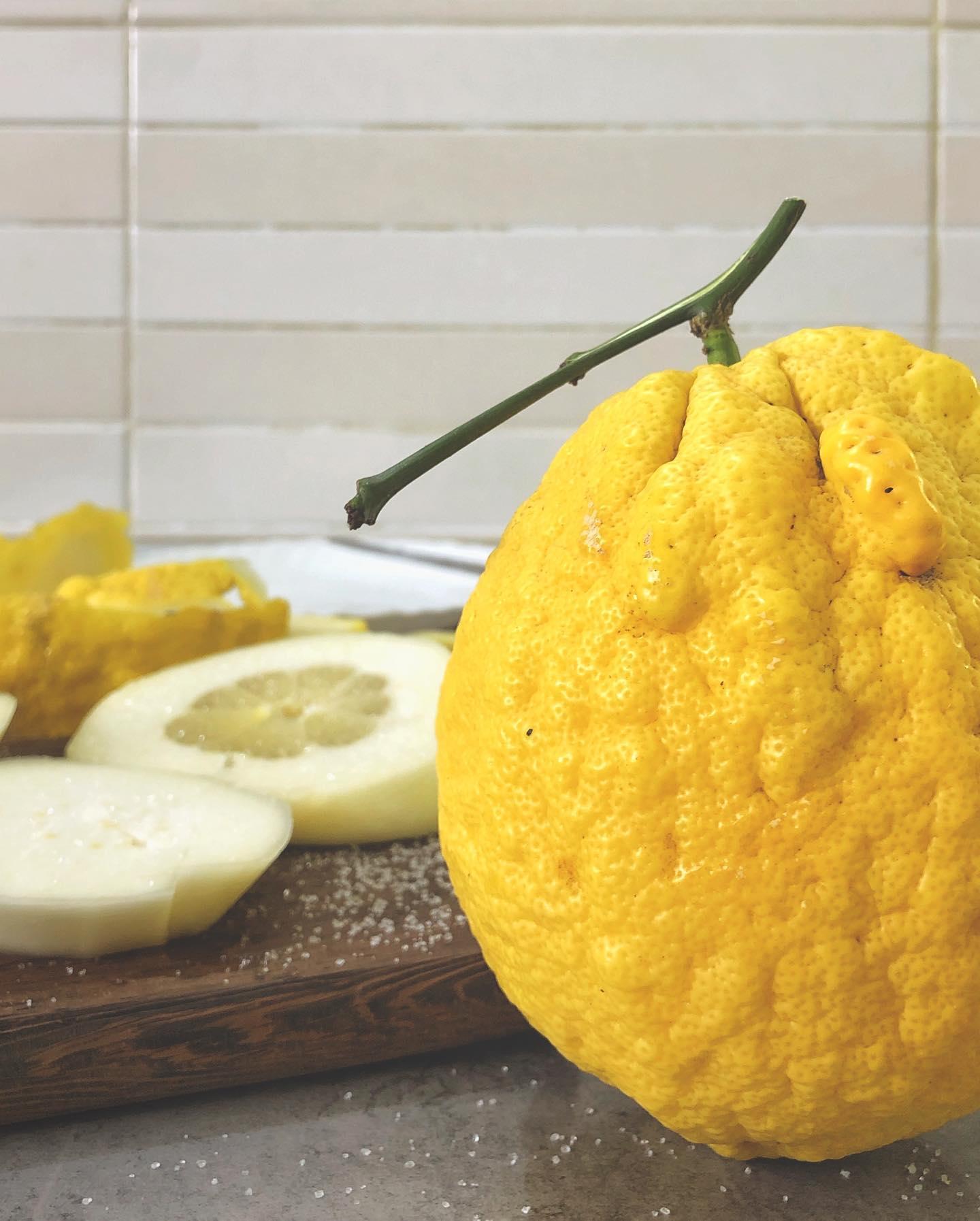 Insalata di limoni di pane: ricetta tipica di Procida